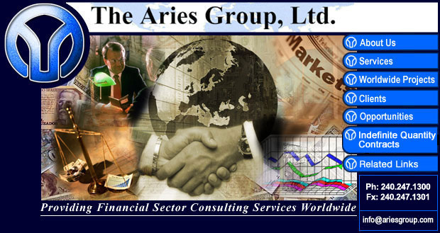 The Aries Group Ltd. An International Development Firm